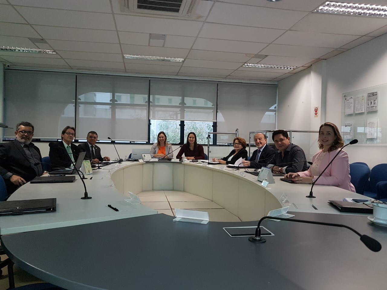 Presidentes da Fenaju se reúnem em Vitória, ES