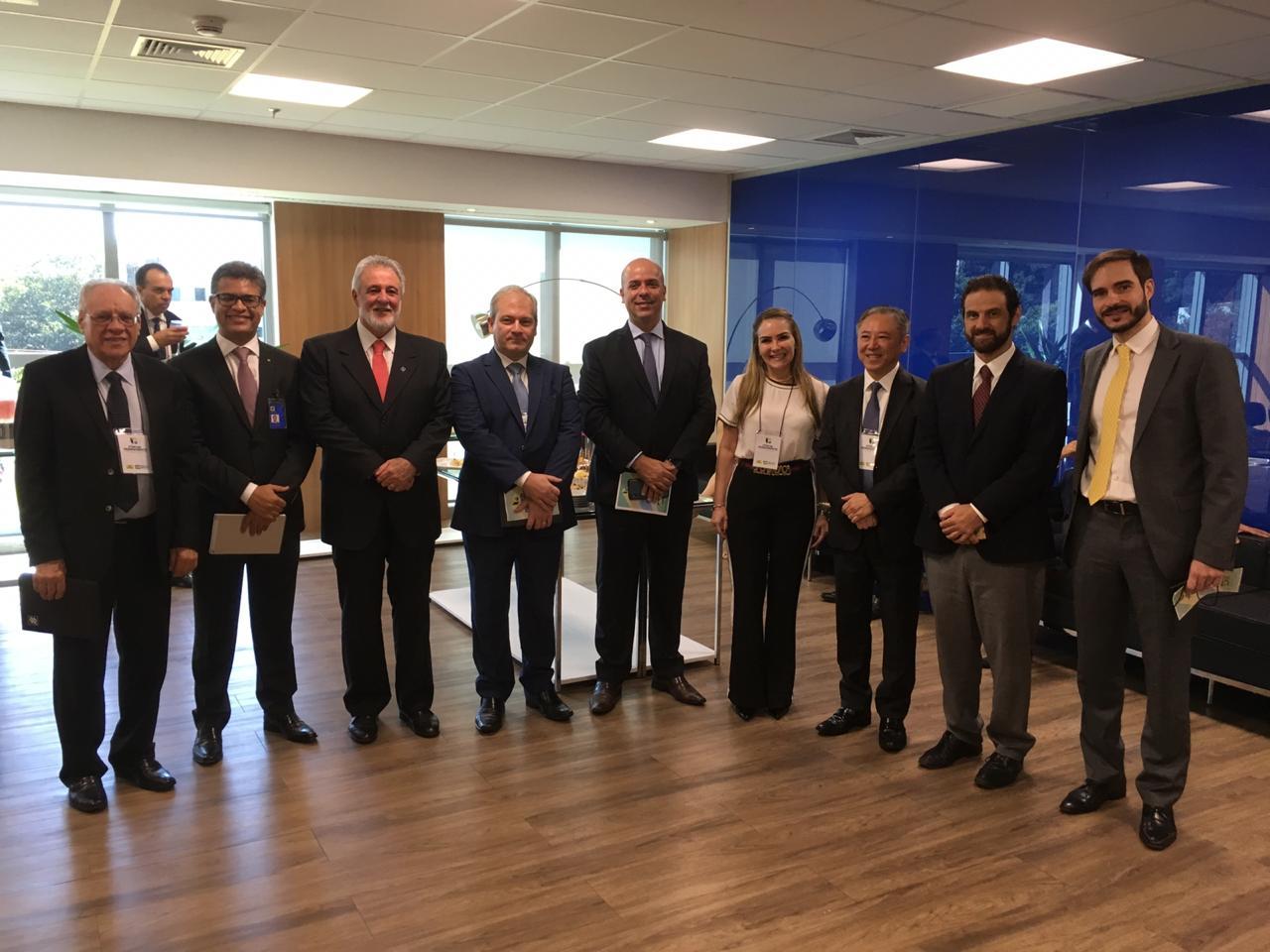 Presidente da Fenaju participa de seminário e fórum em Brasília