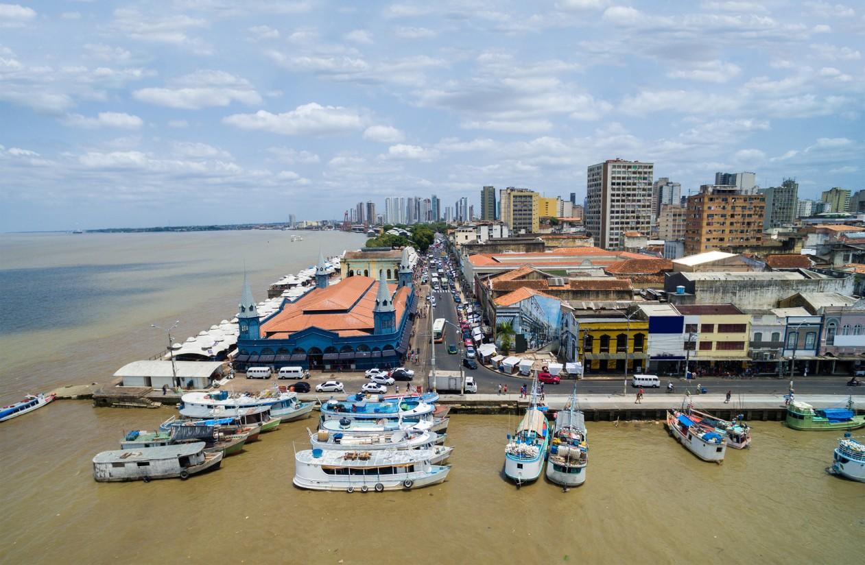 Belém Pará fonte: fenaju.com.br