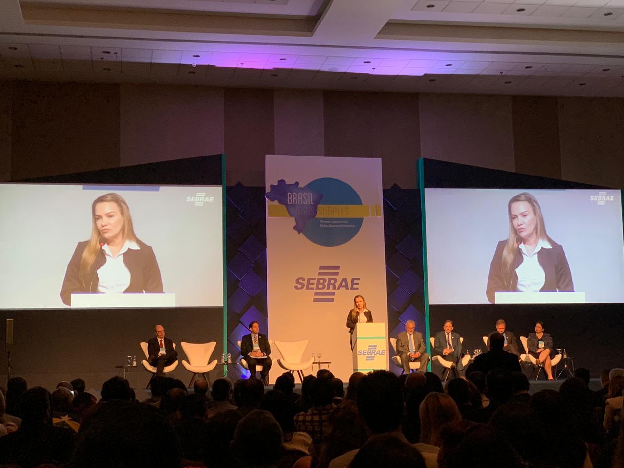 Melhorias no ambiente dos pequenos negócios é o foco do Brasil Mais Simples