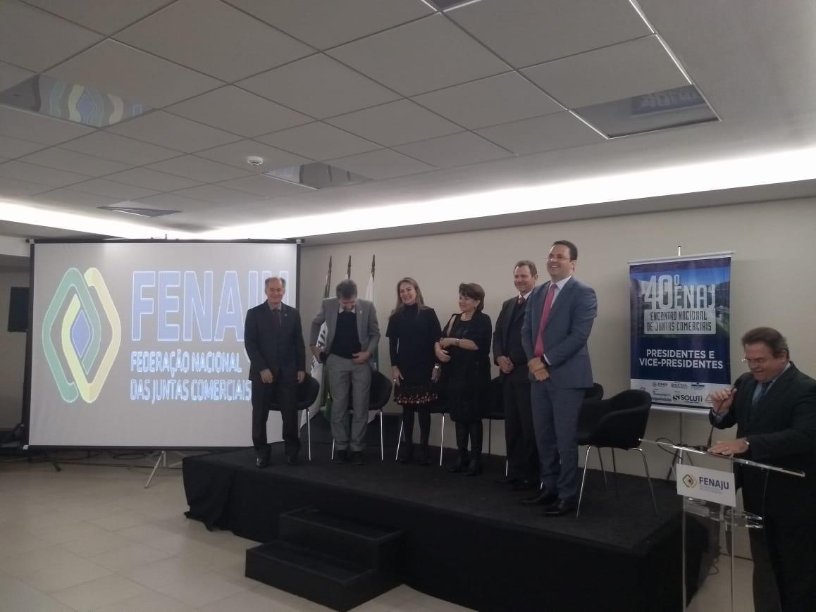Representantes de Juntas comerciais de todo o Brasil decidiram em Foz sobre o futuro da Certificação Digital para o Registro Mercantil
