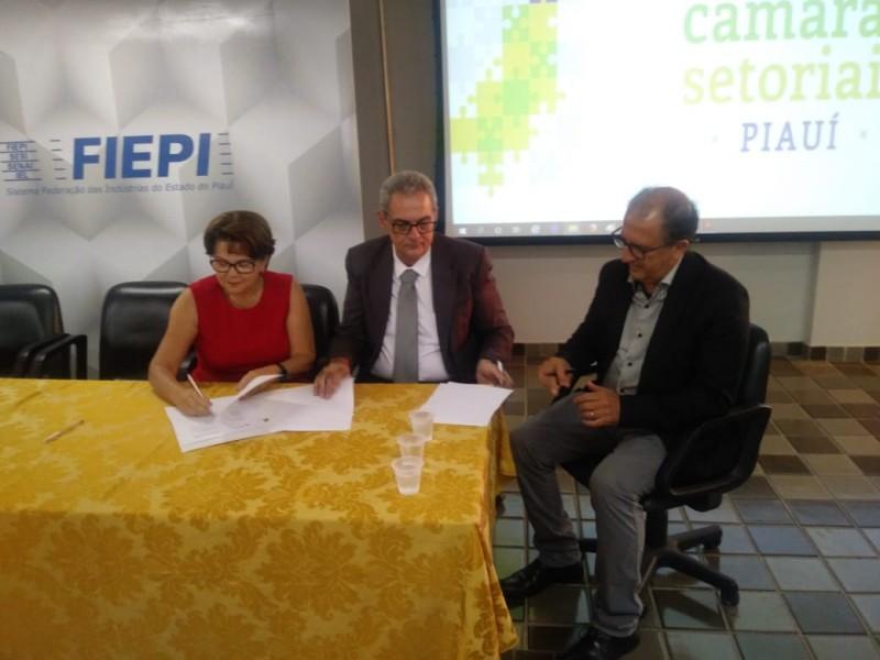 Jucepi adere ao Pacto pelo Desenvolvimento Econômico do Piauí