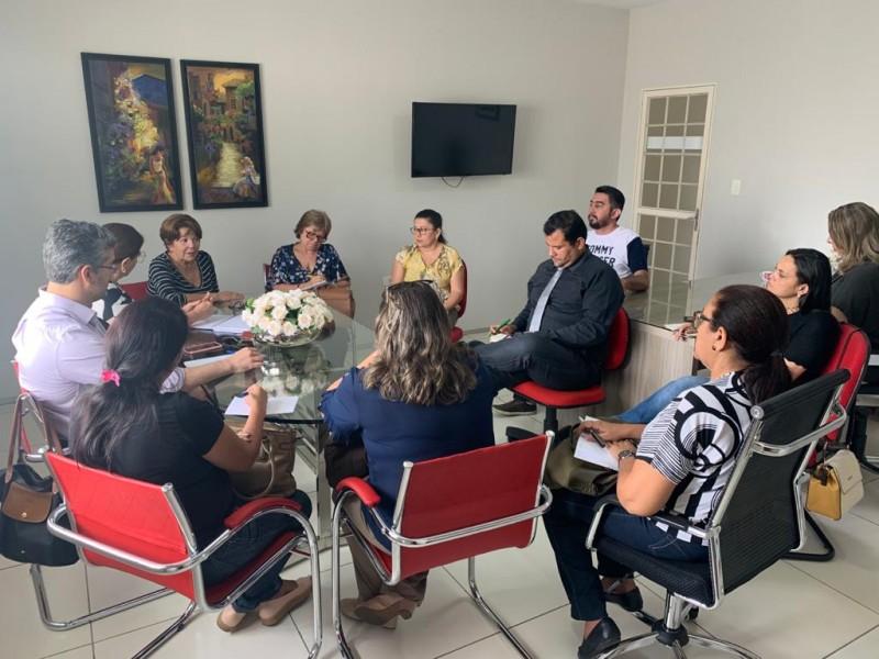 Jucepi e Divisa alinham ações para atualização do sistema Piauí Digital