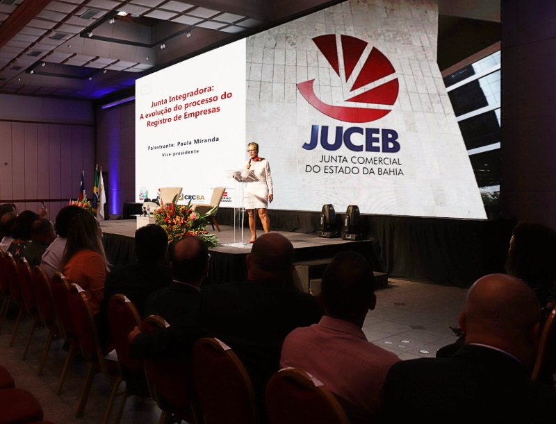 Juceb participa da XIV Convenção de Contabilidade da Bahia