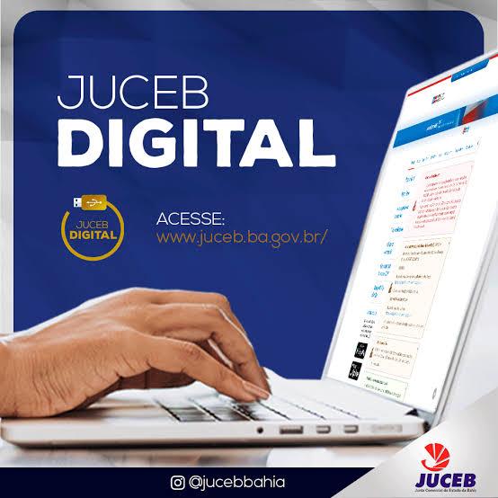JUCEB agora é 100% digital
