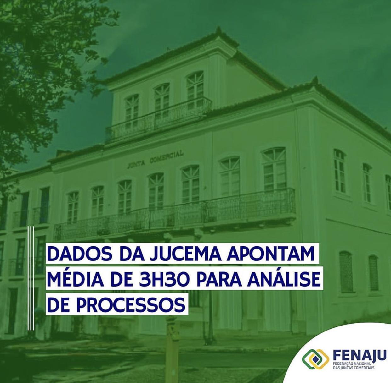 Dados da JUCEMA apontam média de 3h30 para análise de processos no Maranhão