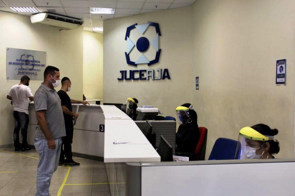 JUCERJA registra 5166 novas empresas em outubro