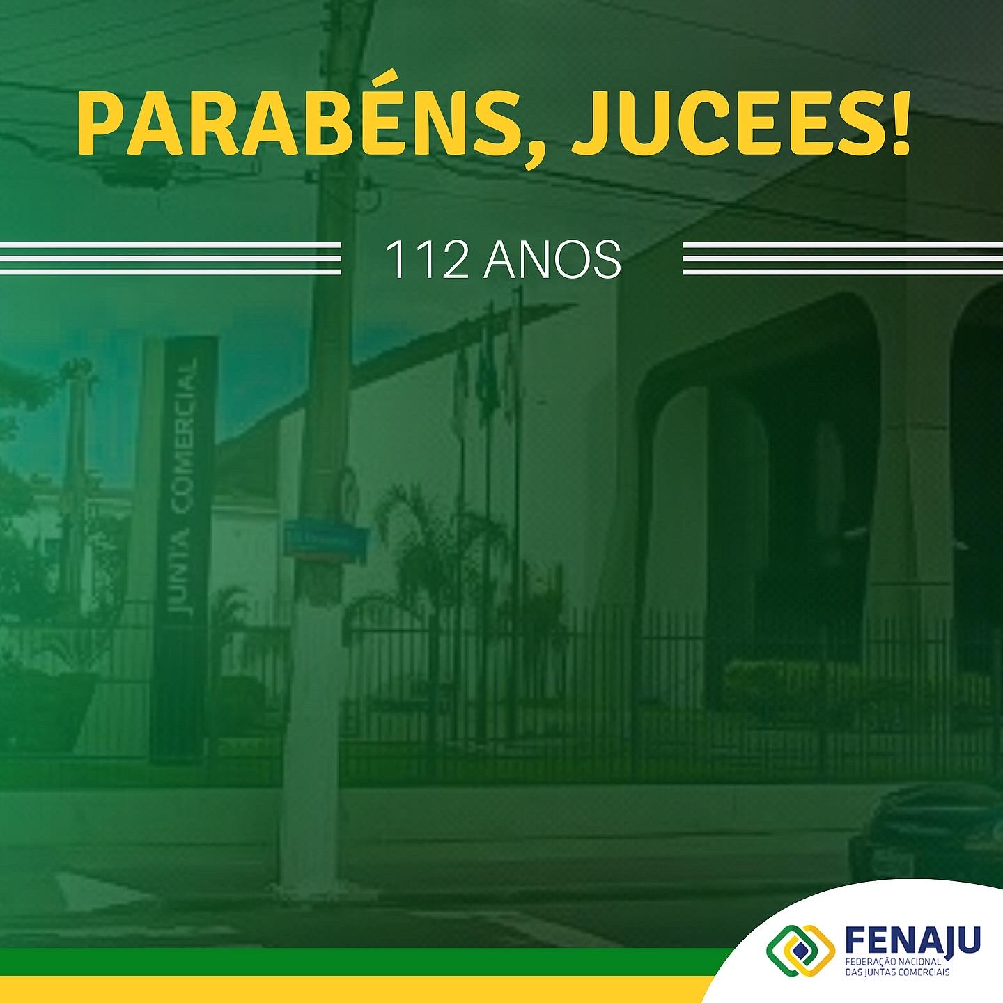 JUCEES – 112 anos