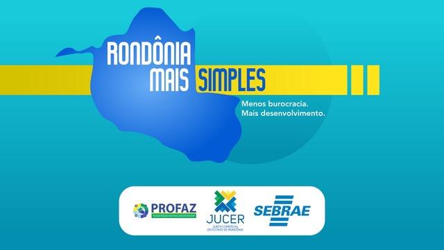 Read more about the article Sebrae, JUCER e PROFAZ realizam o 2º Fórum Rondônia Mais Simples