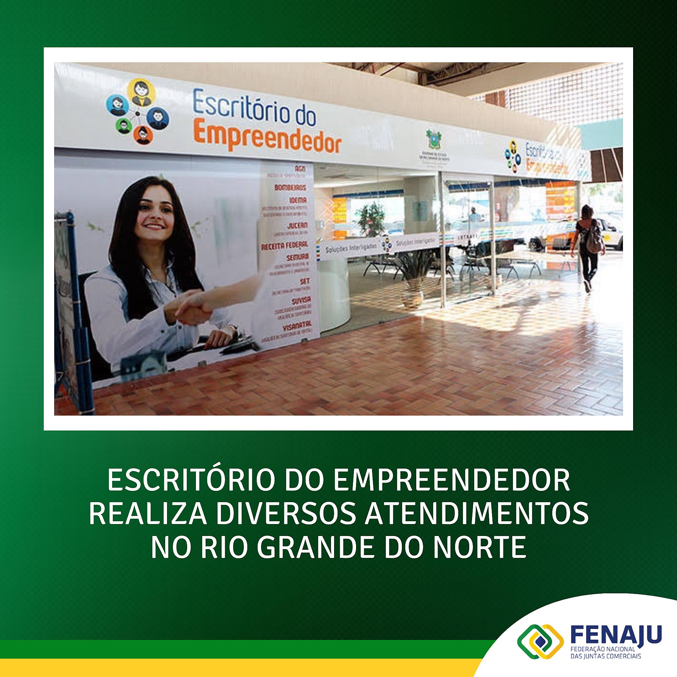 Read more about the article Escritório do empreendedor realiza diversos atendimentos no Rio Grande do Norte