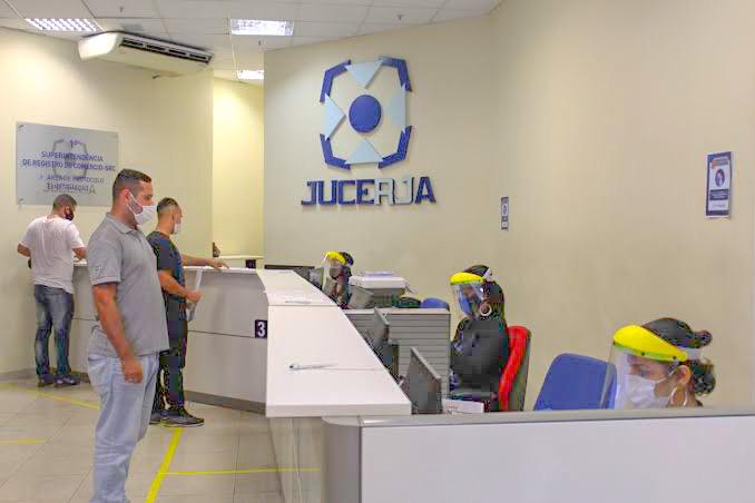 JUCERJA registra aumento no número de abertura de empresas pelo quinto mês consecutivo