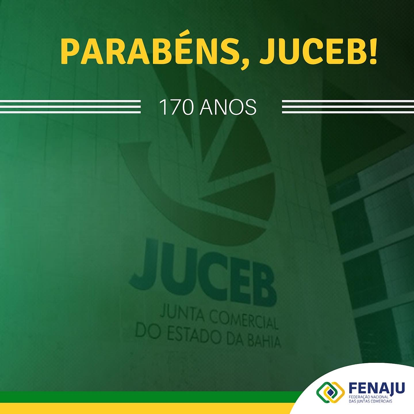 Read more about the article JUCEB – 170 anos