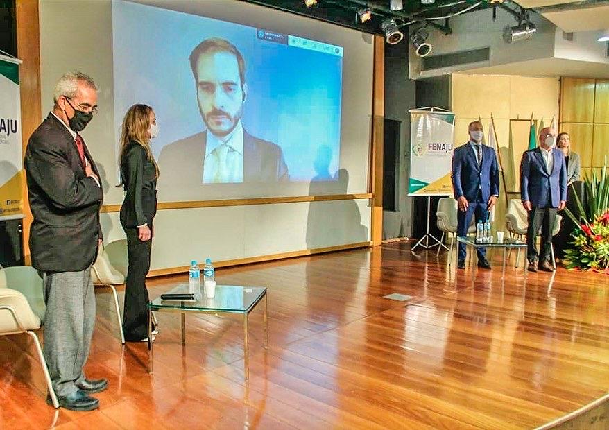 Cerimônia do II CONAJ reuniu representantes de Juntas Comercial e autoridades no Rio de Janeiro