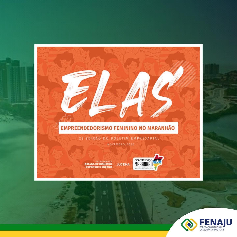 """Read more about the article JUCEMA lança """"boletim elas"""""""