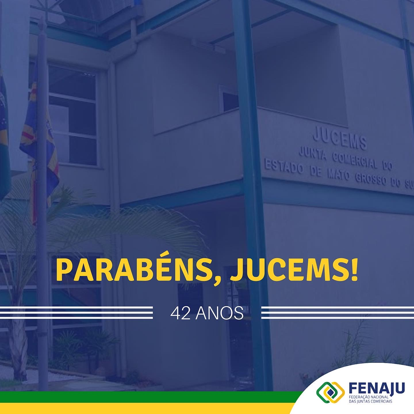 JUCEMS – 42 anos