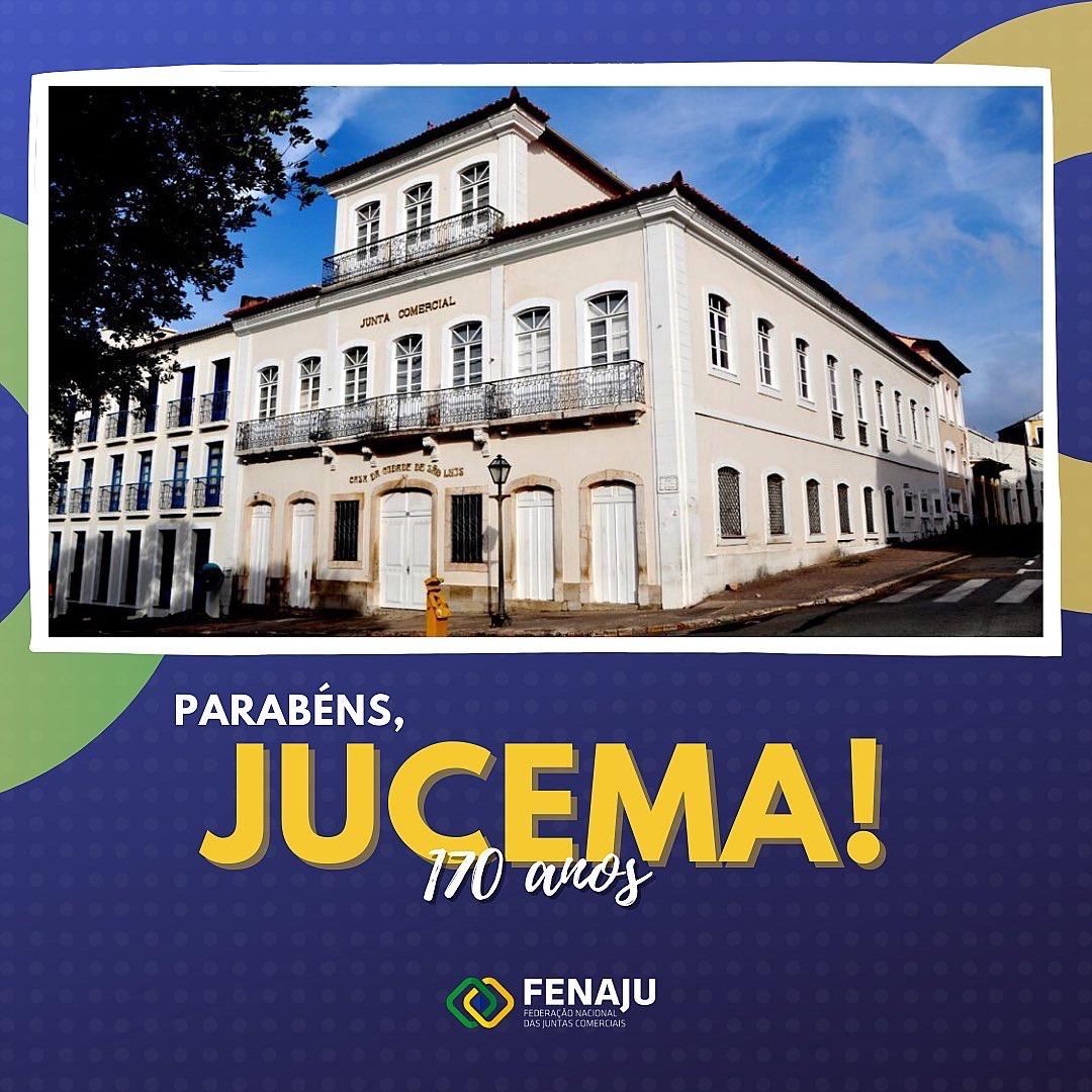 JUCEMA – 170 anos