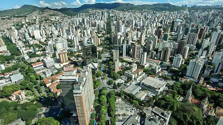 Abertura de novas empresas em Minas Gerais cresceu em relação a 2020