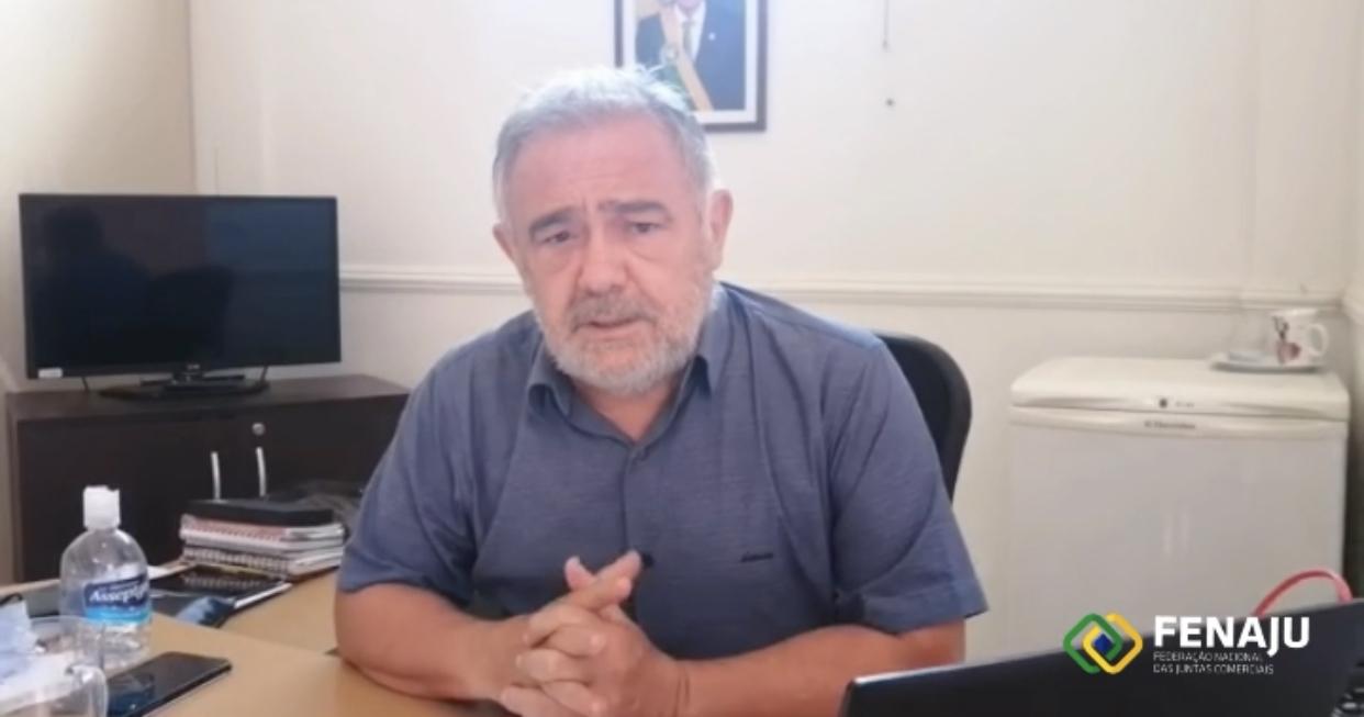 Jurilande Aragão fala dos desafios da JUCEAC para 2021