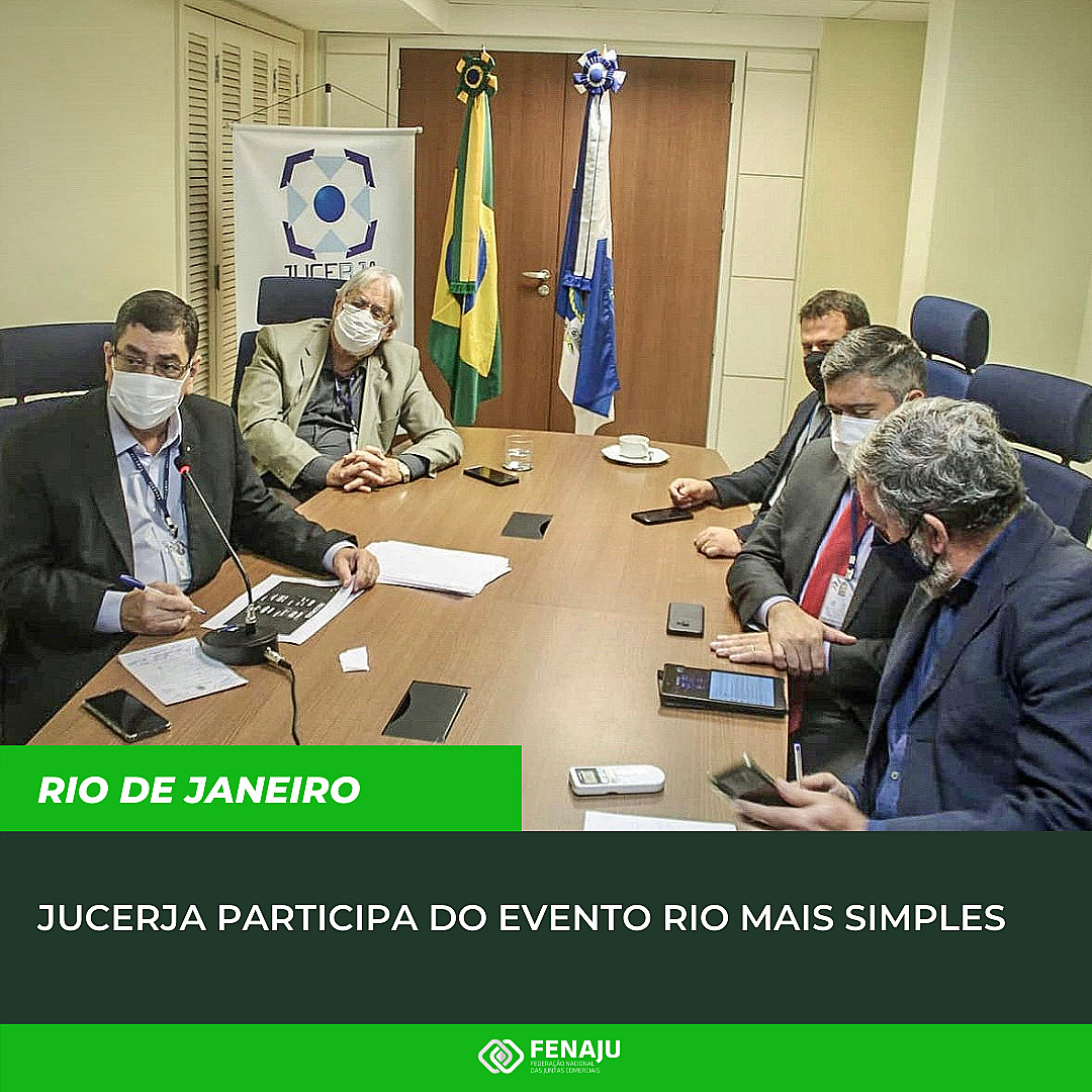 Read more about the article JUCERJA participa do evento Rio Mais Simples