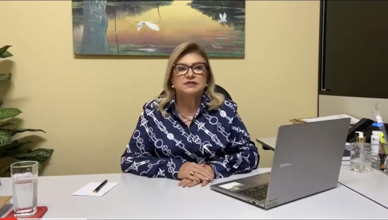 Maria de Jesus Lins fala dos desafios da JUCEA para 2021