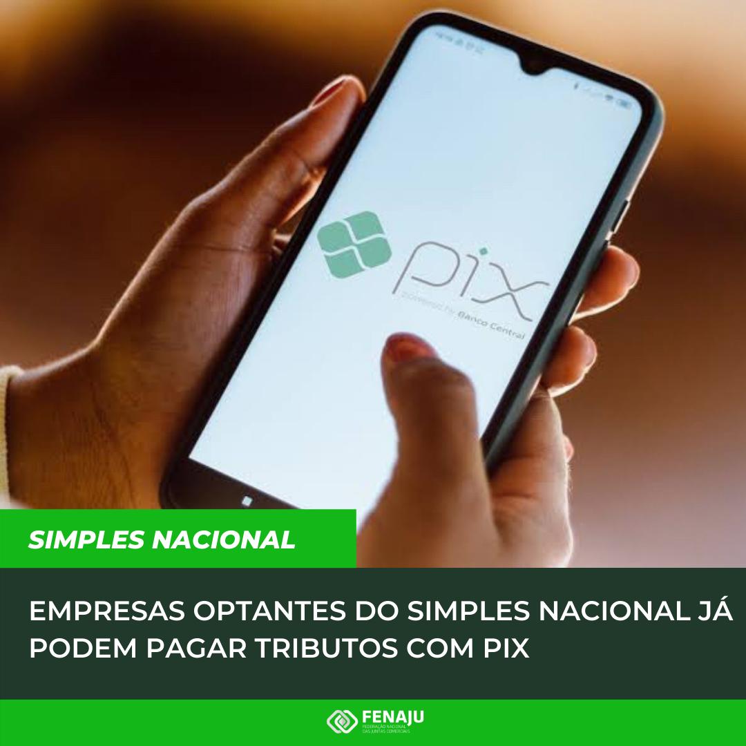 You are currently viewing Micro e pequenas empresas do Simples Nacional já podem pagar tributos com PIX