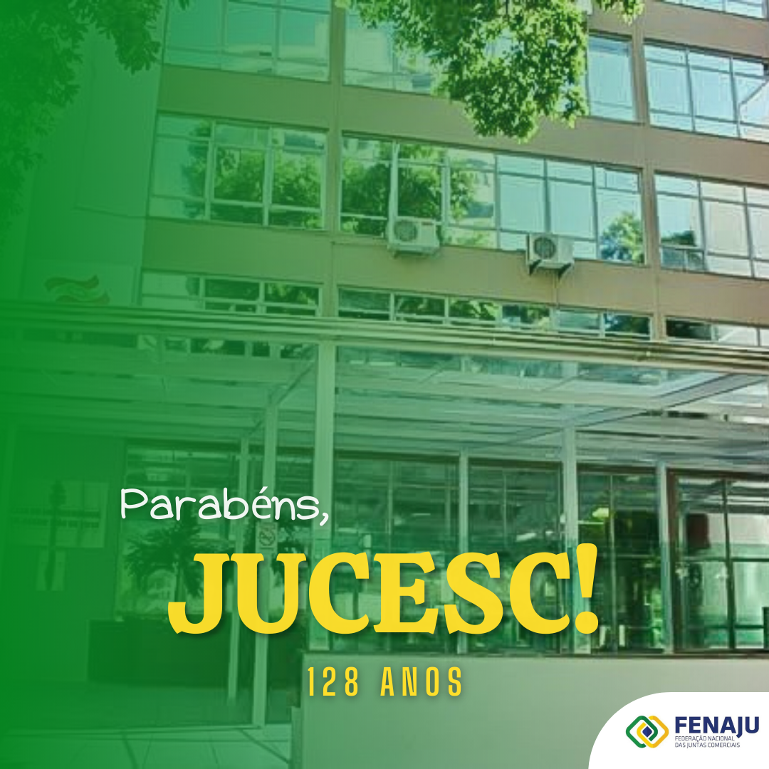 Read more about the article JUCESC – 128 anos