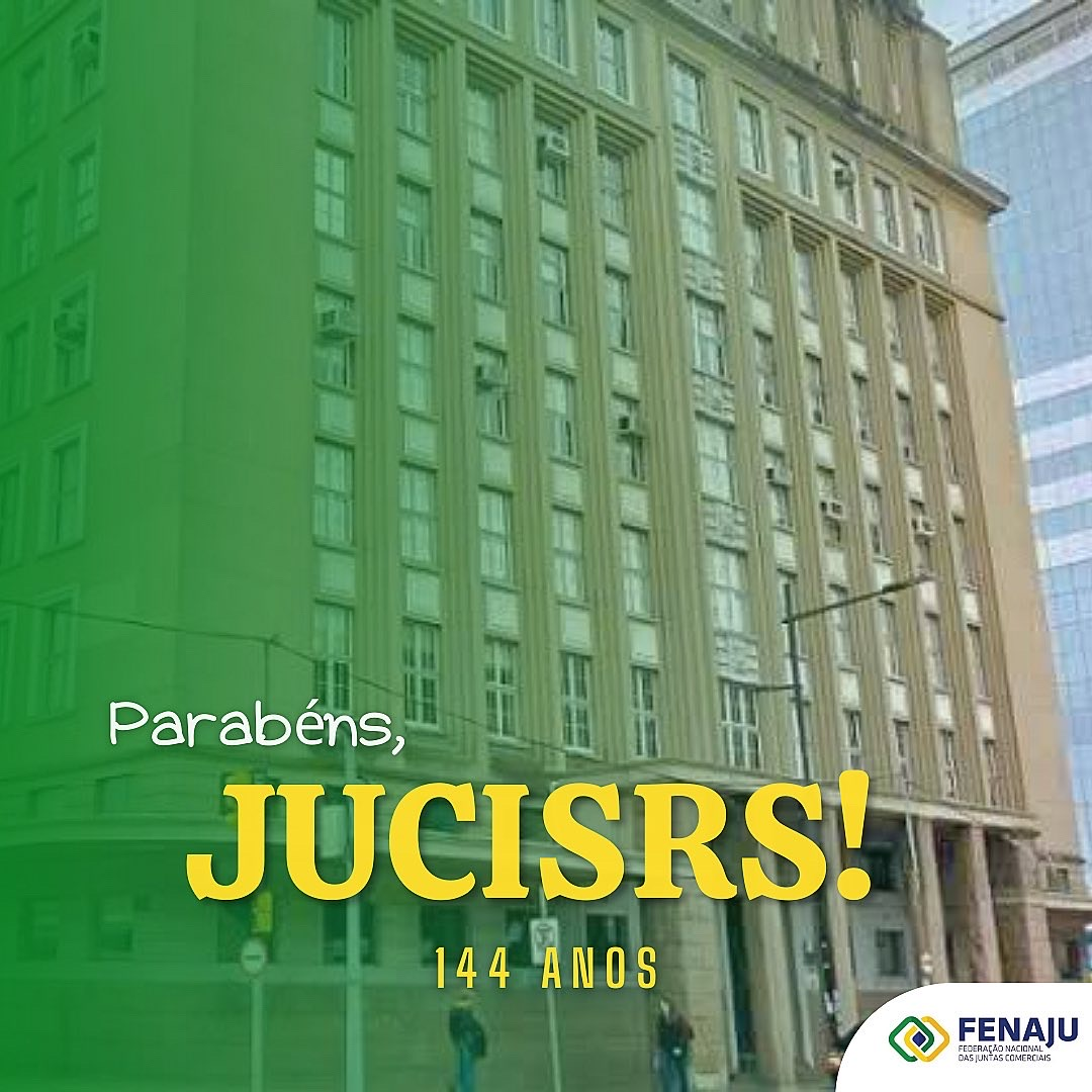 Read more about the article JUCISRS – 144 anos