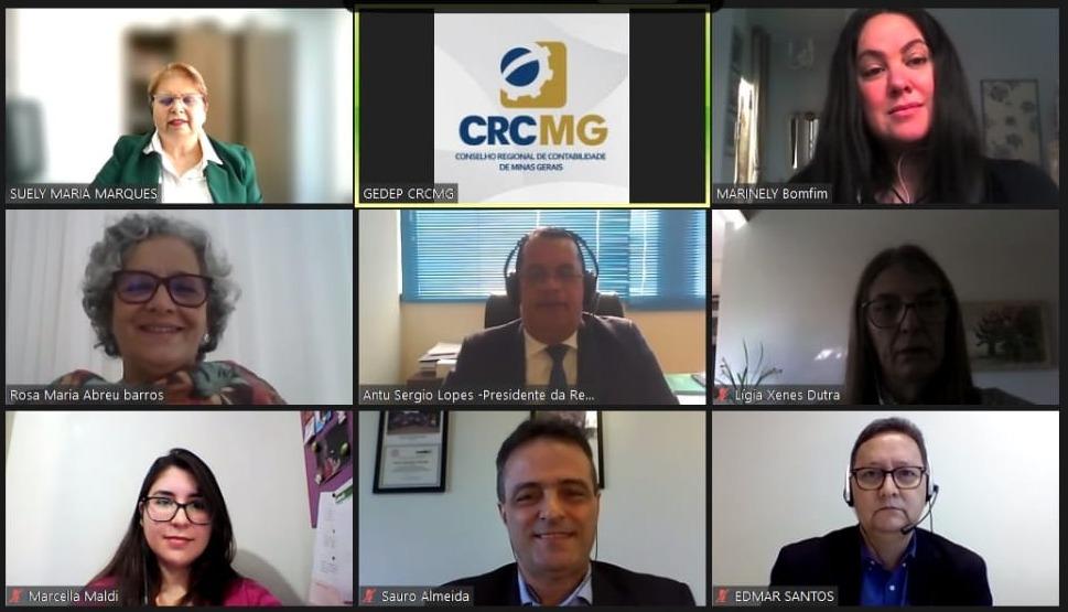 Jucemg e CRC/MG debatem impactos da MP 1040/21 no registro público de empresas