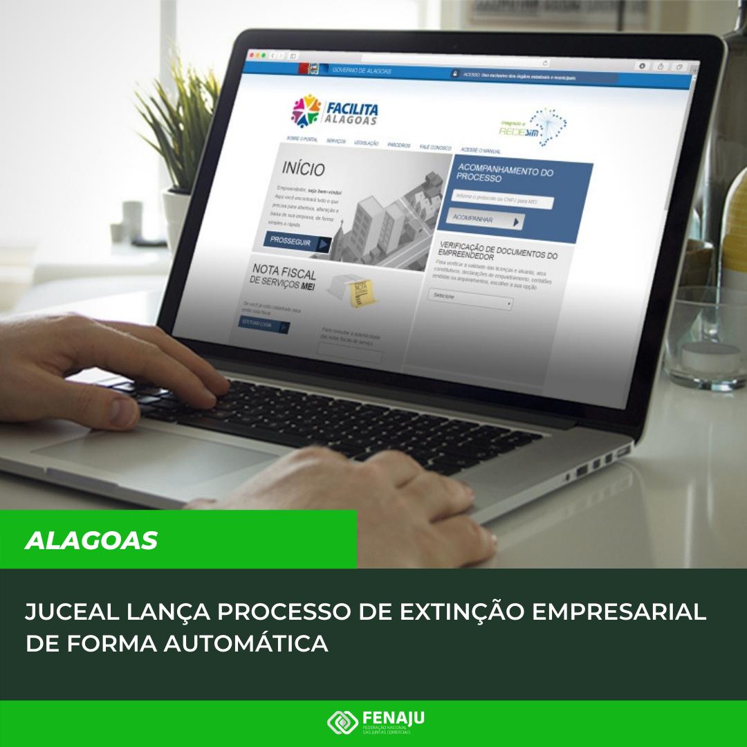 You are currently viewing JUCEAL lança processo de extinção empresarial de forma automática