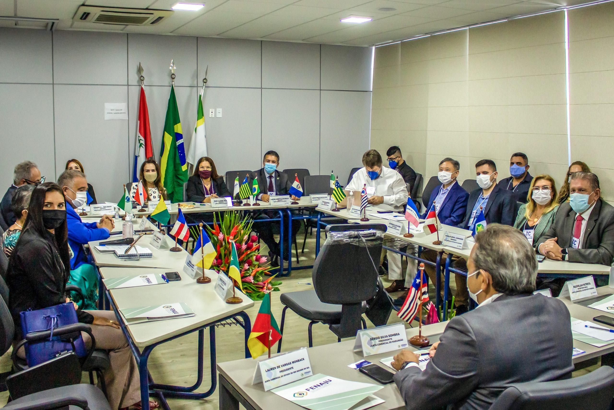 Read more about the article Em Alagoas, Juntas Comerciais fortalecem posição de integradores estaduais da Redesim